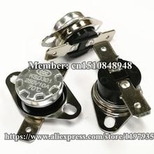 KSD301 Thermostat temperature switch 70 degrees  250V 10A  70 degrees цена и фото