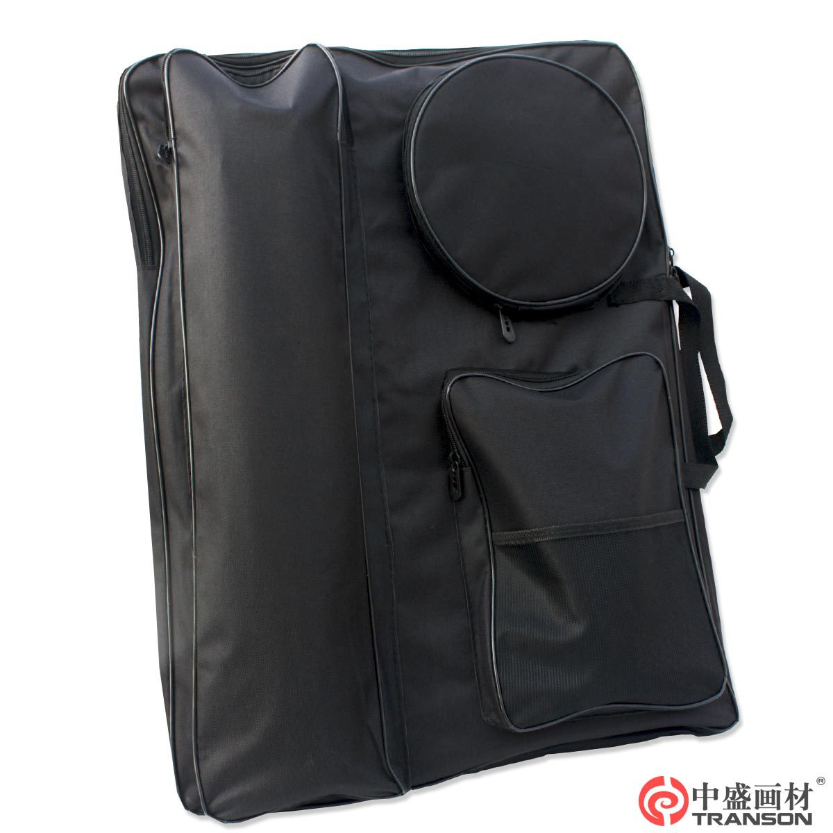 4k Black Fashion Portable Painting Board Bag Carry Case