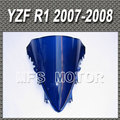 Windshield/Windscreen - Blue For Yamaha R1  07 08 2007 2008 Motorcycle Part
