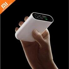 Original xiaomi mijia Zhimi PM2.5 detector detector de ar portátil OLED tela de monitoramento da qualidade do ar casa Inteligente
