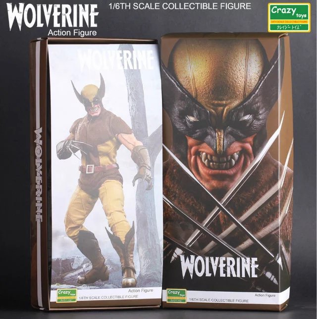 NEW hot 30cm large size Wolverine X-Men James Logan Howlett collectors action figure toys Christmas gift doll new hot 17cm avengers thor action figure toys collection christmas gift doll with box j h a c g