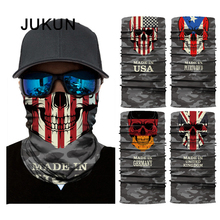 training half scarf 3D mask sport motorcycle bicycle face ring men cycling riding