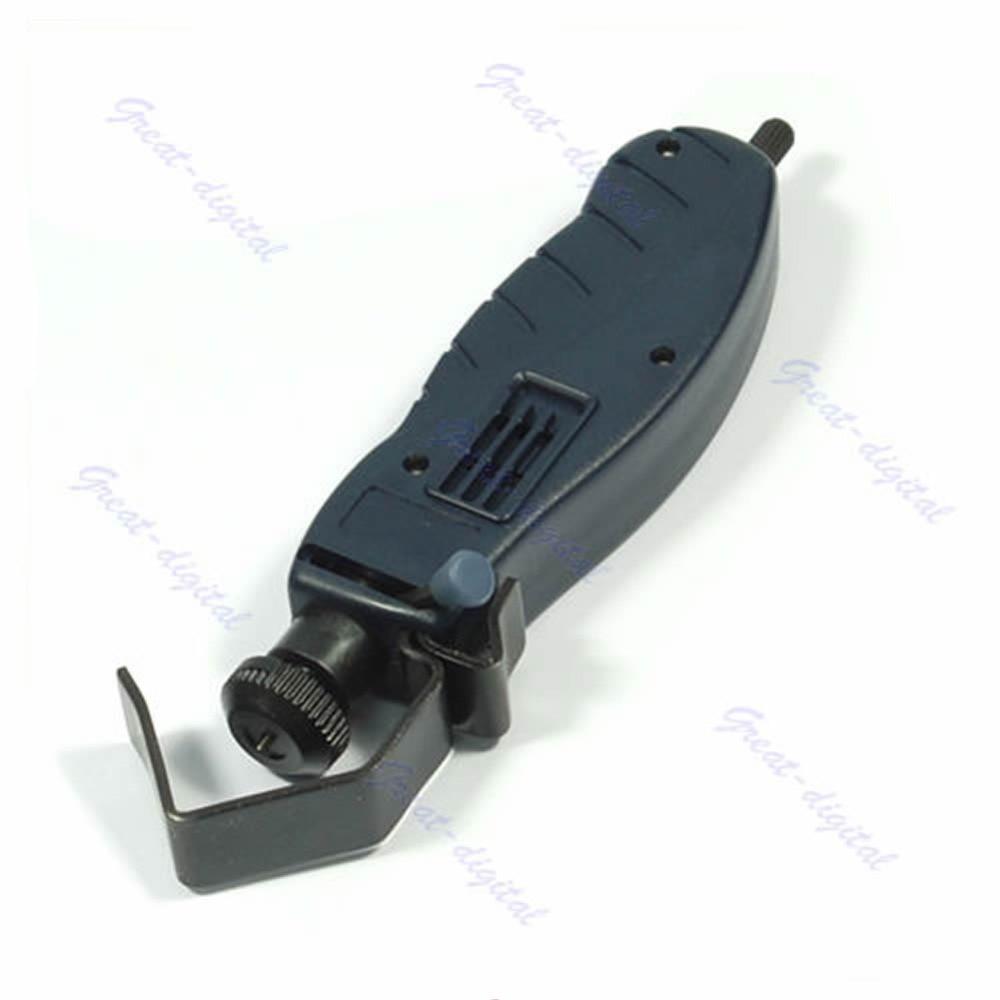 G104  Stripper Rotary Tool Round Cable Ripper Slit Slitter  цены