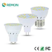 E27 GU10 MR16 Lampada LED Bulb 220V Spotlight LED Lamp 48led 60led 80led 2835 Lampara Spot Light 230V Cold / Warm White