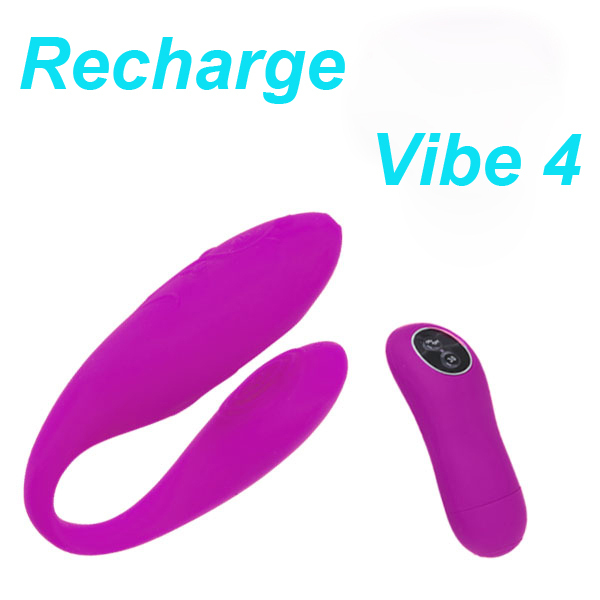 Pretty Love Recharge 30 Speeds Wireless Remote Vibrator G-spot Clitoral Stimulation We Design Vibe 4 Adult Sex Toy For Couples svakom trysta high quality g spot vibrator dual motor vibration clitoral stimulation female masturbation adult sex toy for woman