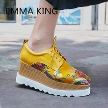 6d42b89895 Rihanna Creepers Shoes de alta calidad - Compra lotes baratos de ...