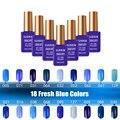 15ml UV Nail Gel Polish Long Lasting UV LED Nail Polish Lacquer Need UV Gel Base And Top Coat Choose 1 Bottle Gelpolish