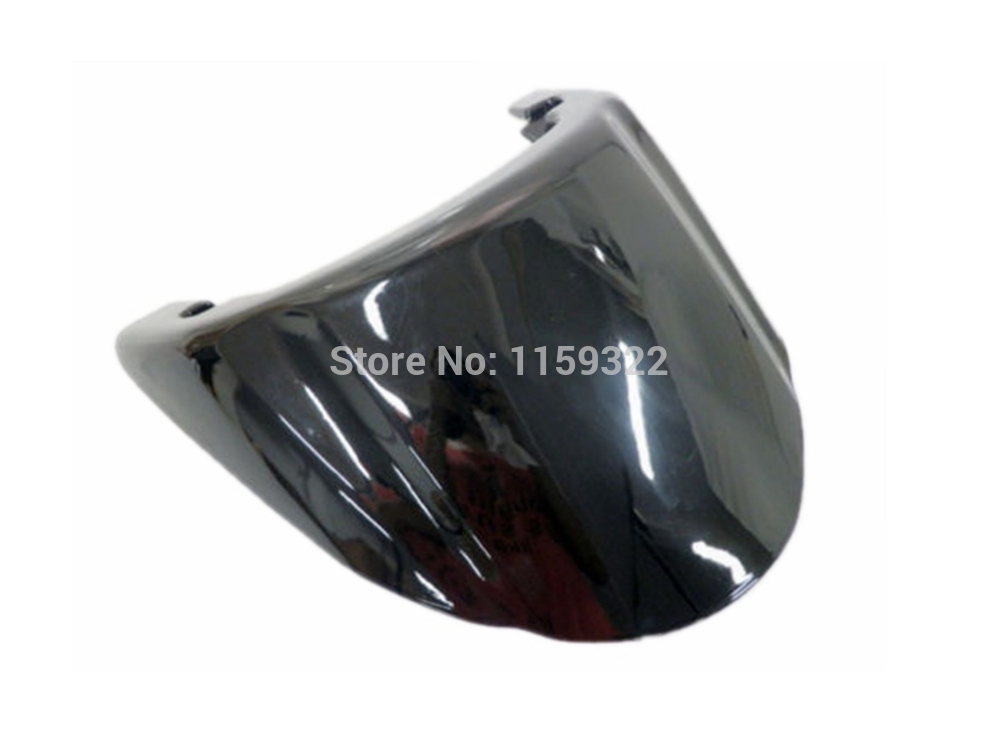 Motorcycle parts ABS Glossy Black Rear Solo Seat Cover For 2006 - UP Suzuki Boulevard VZR 1800 M109R free shipping brand new rear solo seat cover for suzuki boulevard vzr 1800 2005 2006 m109r 2006 2012 red