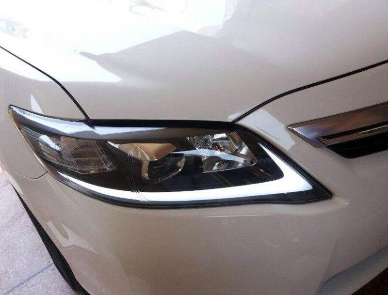 2010 toyota camry headlights