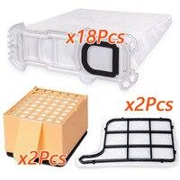 Vacuum Cleaner Filter Bag For Vorwerk Kobold VK 135 Attachment Accessories Parts|Cleaning Brushes| |  -