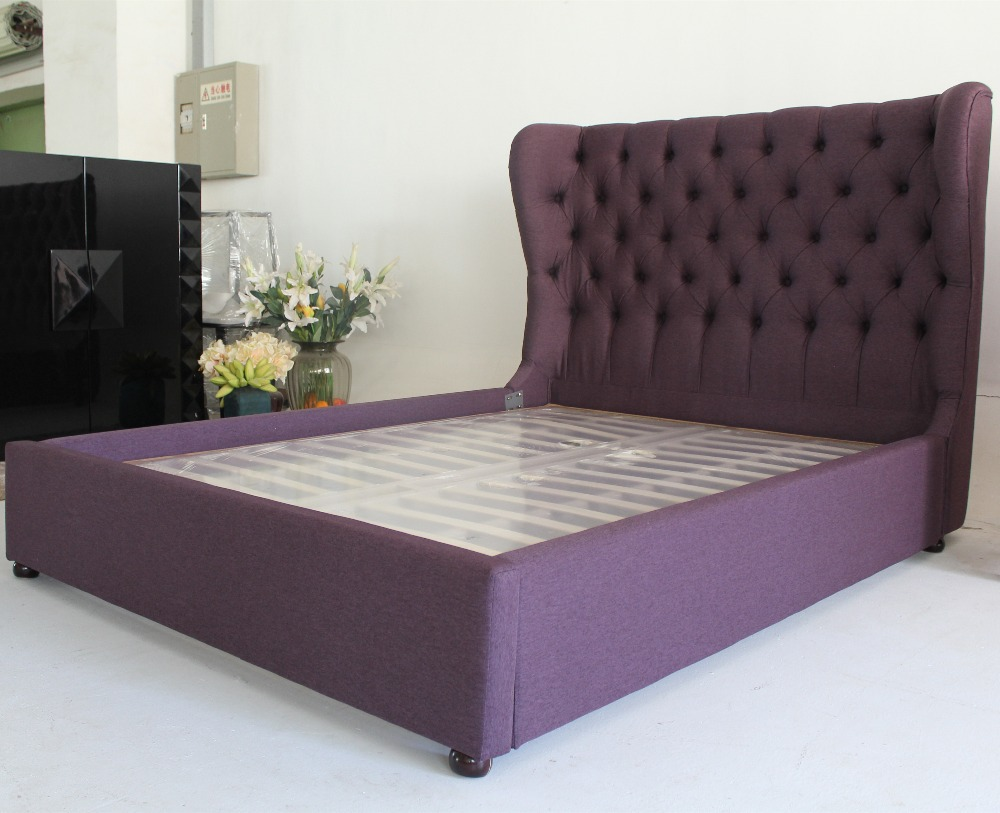 Online buy wholesale king bed headboards from china king for Buy king bed online