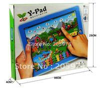 חוות צעצוע בלוח y - pad חוות ידית מחשב לוח ypad ילדי למידה מכונת קריאת צעצועי ילד חינוכיים 2b