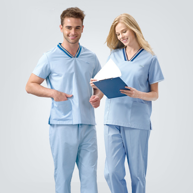 Doctor Uniforms Salon Dental Clinic Workwear Medical Clothings ...