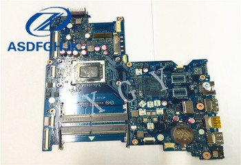 laptop motherboard for HP for Notebook 15 15-BA Series motherboard 854957-601 BDL51 LA-D713P 100% fully Tested