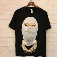 2019 mejor extraño cosas camiseta de Hip Hop Streetwear diamante enmascarado 3D T camisetas de moda de las 1:1 de alta calidad camiseta