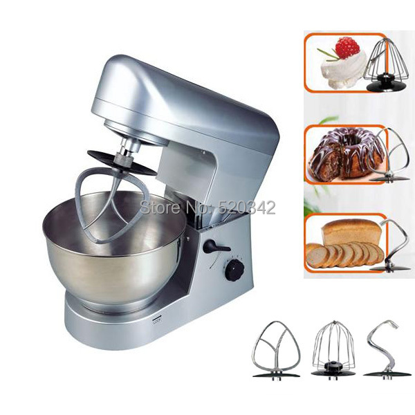multifunctional kitchen stand food mixer 5l food mixer machine dough mixer machine 5l