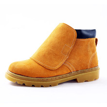 Pierced and puncture-proof electric welder shoes, puffed leather, puncture-proof work safety boots, steel toe caps, electrical i arm artery puncture and intramuscular injection training model injection puncture bix hs5 w137