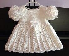 Tığ işi Bebek Elbise, Vaftiz Nimet Vaftiz