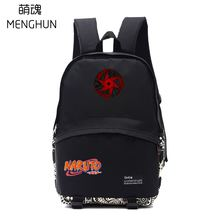 Naruto Soft Backpack