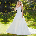 vestidos de novia bohemian wedding dress appliques plus size wedding dresses 2017 Counry western Cheap Wedding gowns marriage