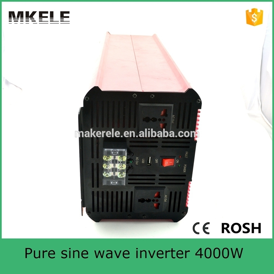цена на MKP4000-481R high power 4000 watt power inverter 4000 watt homage inverter 48VDC 110/115/120vac pure sine wave form