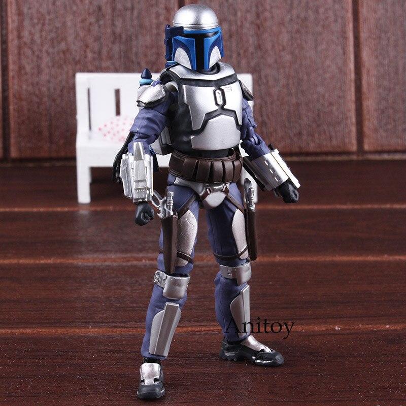 Anime Manga Star Wars Boba Fett Action Figuren Figur Figure Actionfigur Statue