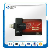 Smart Chip Card Reader Writer ACR38U N1 For Android Linux Mac Win7 Win8 OS