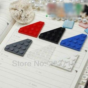 *Corner Plate 3x3* DIY enlighten block,Brick parts,Compatible With Lego Assembles Particles *Corner Plate 4x4*