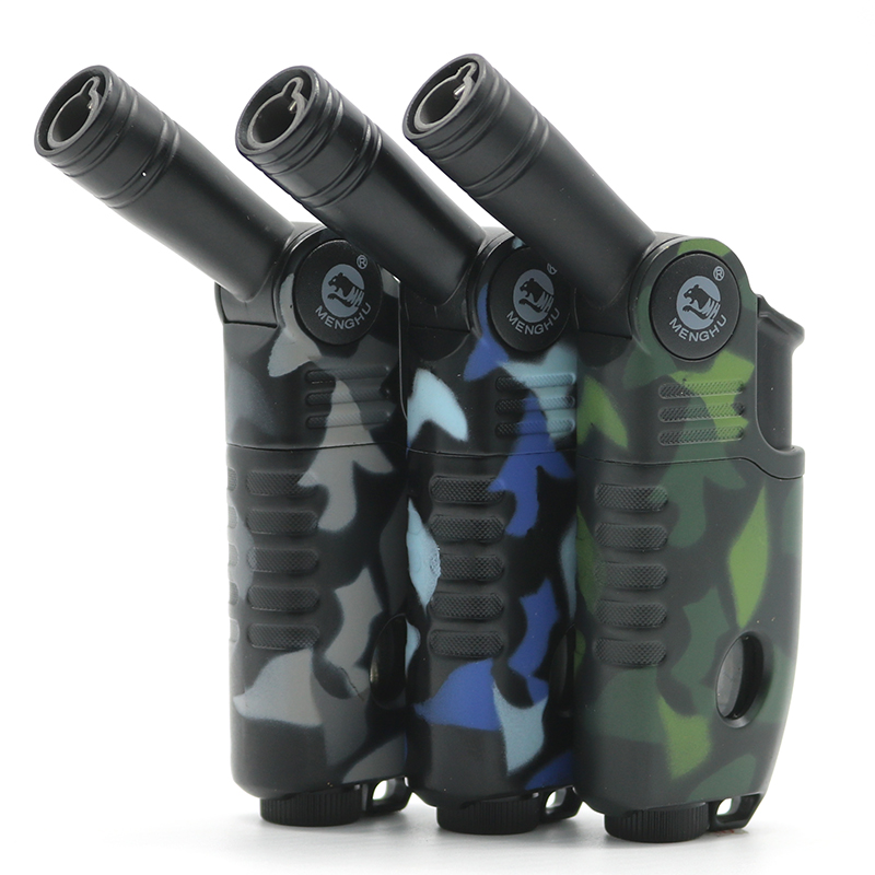 MF263 Camouflage Torch JET 1300 elbow barbecue BBQ lighter