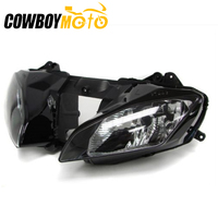Motorcycle Front Headlight Head Light Lamp Headlamp Assembly For Yamaha YZF R6 YZF R6 YZFR6 2008 2012 2009 2010 2011
