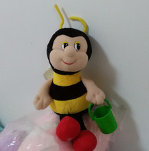 Russian language talking Honey bees doll electronic toys for girl Intellectual toy Christmas gift for kids