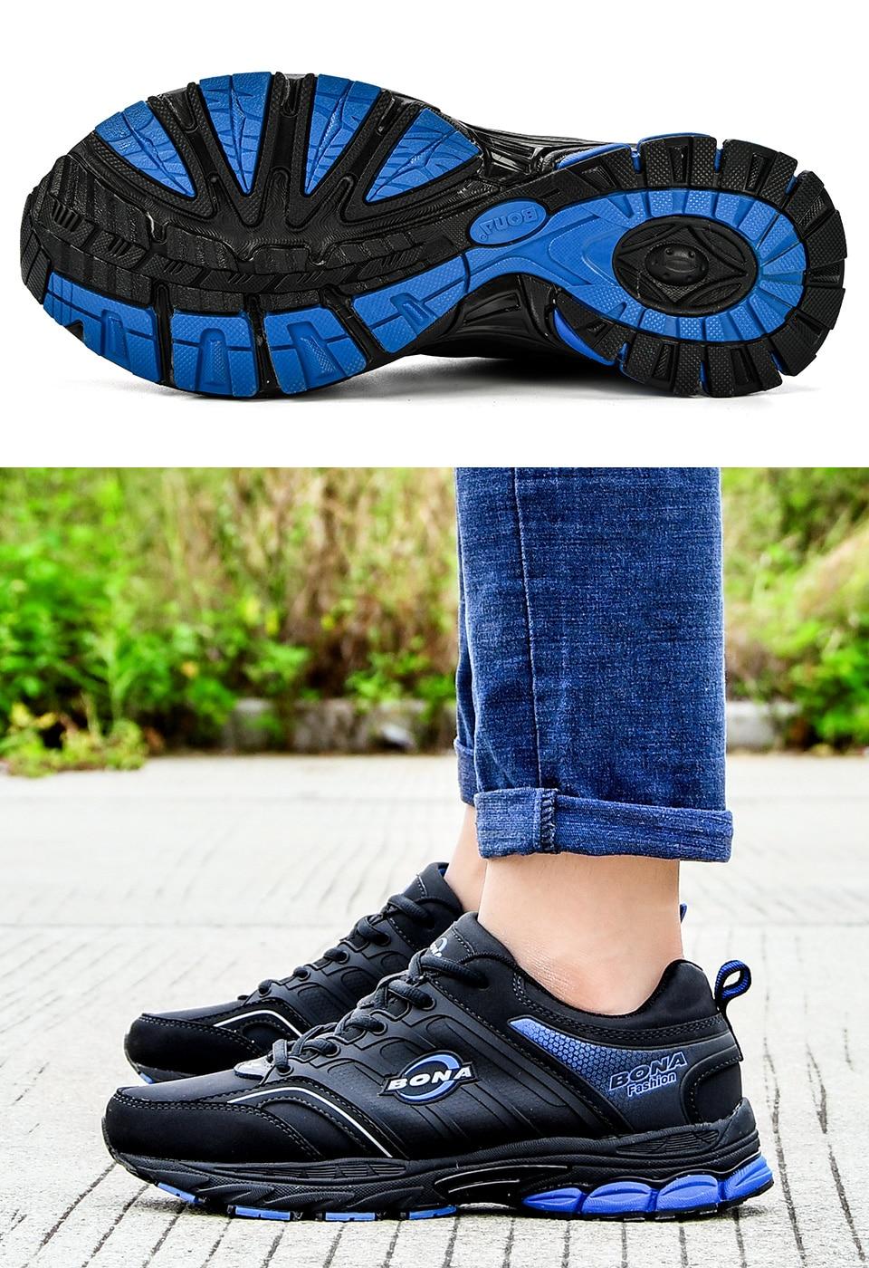HTB1Tm5BBZyYBuNkSnfoq6AWgVXaY BONA Men Casual Shoes Microfiber Man Flats Lace Up Breathable Men Fashion Classic Outdoor Shoes Zapatos De Hombre Free Shipping