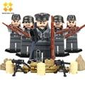 Baby DIY Self-Locking Bricks Military Series Blocks Sets ABS Plastic Army children Kids Toys Models & Building Toy