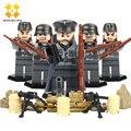 Conjuntos de bebê diy auto-travamento tijolos blocos da série militar plástico abs crianças e brinquedos dos miúdos do exército modelos & toy building