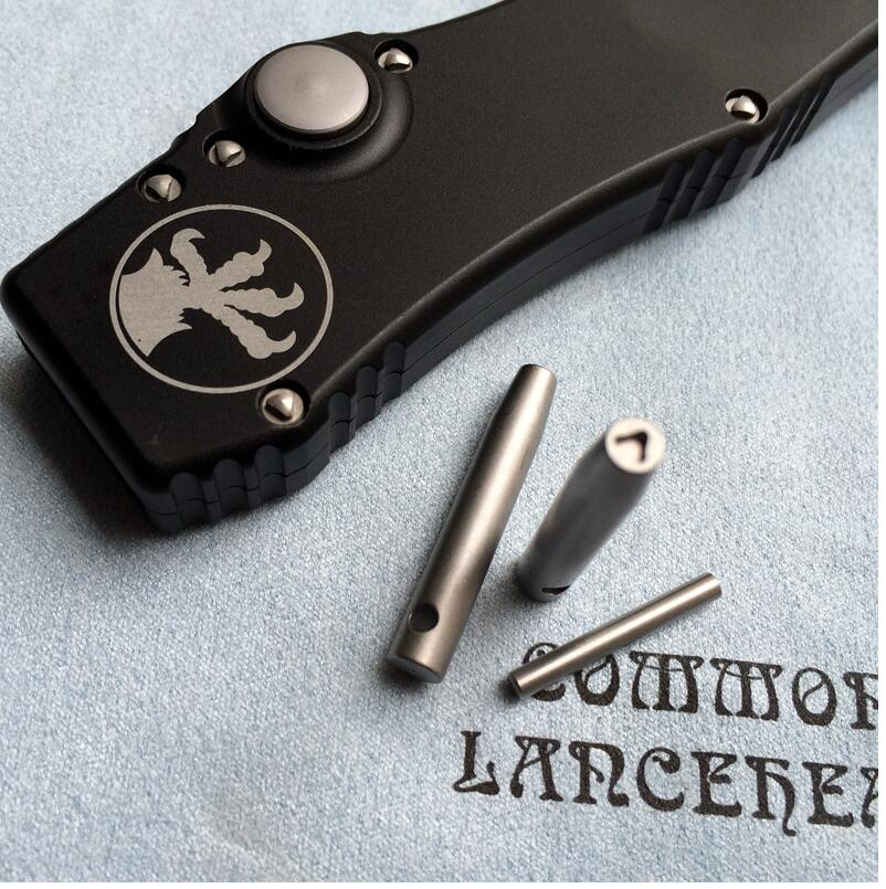 Microtech Halo Knife screw rivet Screwdriver Jump knife screwdriver