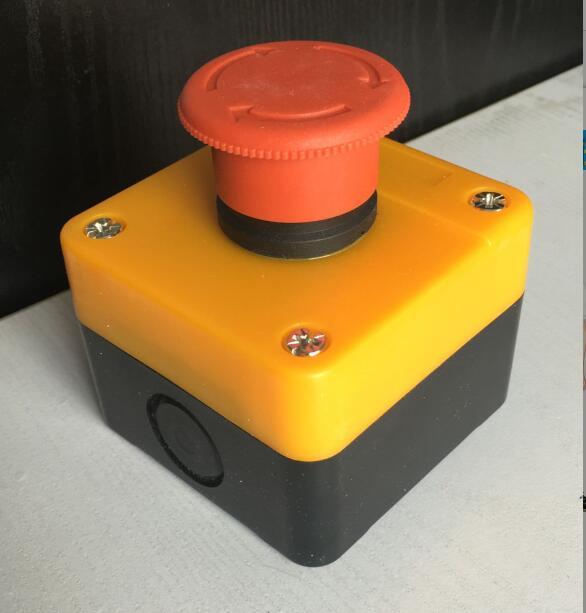 caixa de caixa de interruptor de parada do elevador botão de Parada