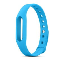 NIYOQUE for Xiaomi Mi band 1S 1A Smart Wristband Silicone Replace Belt Strap Bracelet MI Smart Wristband S1 1S Wearable Wrist