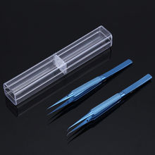 Titanium alloy tweezers professional maintenance tool 0.15mm edge precision fingerprint Apple main board copper wire