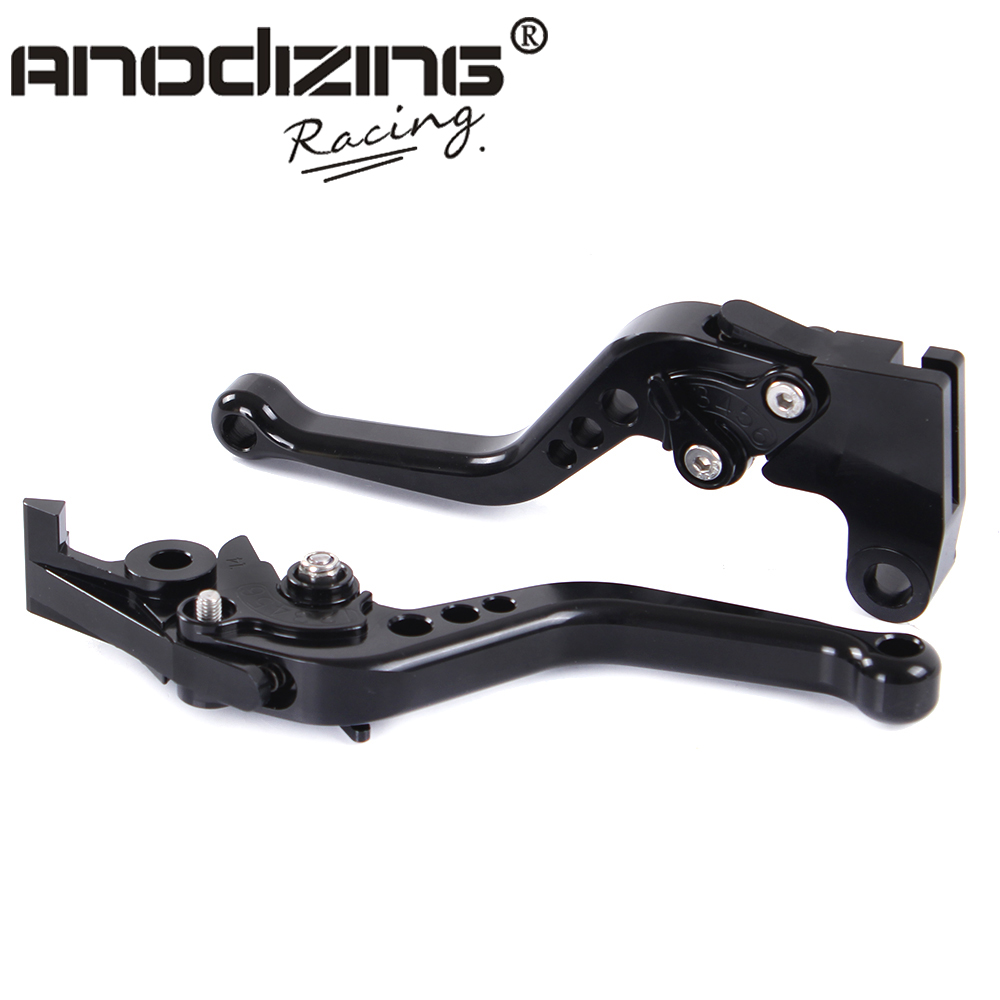 F-14 T-333 Motorcycle Brake Clutch Levers For TRIUMPH Speedmaster Bonneville/SE/ T100/BLACK Scrambler Tiger 800/XC Rocket III