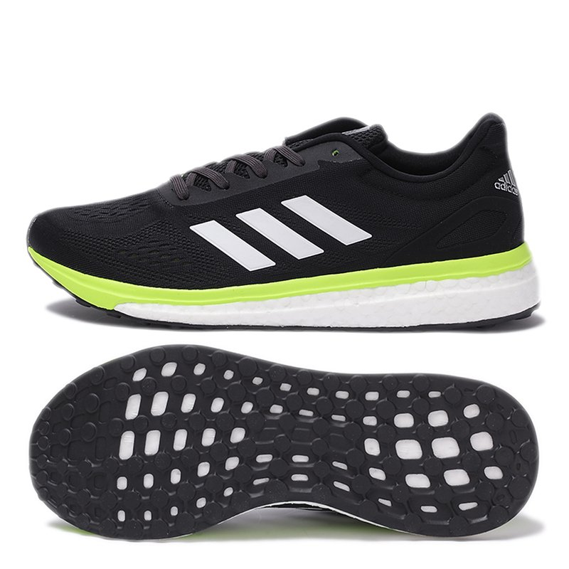 ADIDAS Original New Arrival Authentic RESPONSE IT BOOST Breathable Mens Running Shoes Sports Speakers BB3420