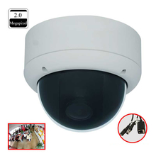 2015 megapixels 1080p 2.0MP full hd 180 degree wide angle security ip fisheye camera