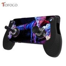 Mini Size Touch Screen Mobile Gamepad + Gamepad joystick + S
