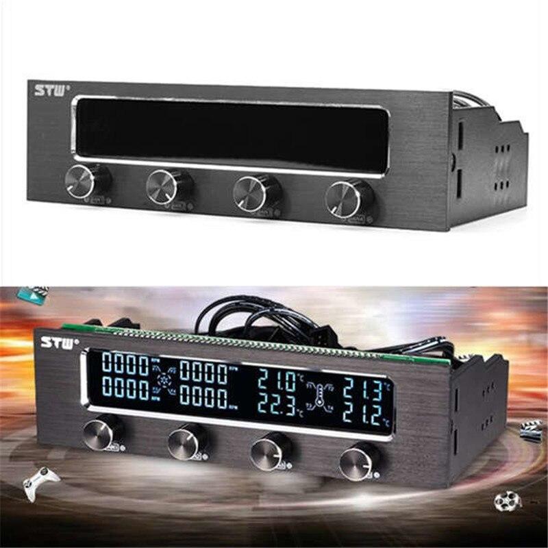 все цены на  STW-6041 Fan Speed Controller Fan Controller 5.25