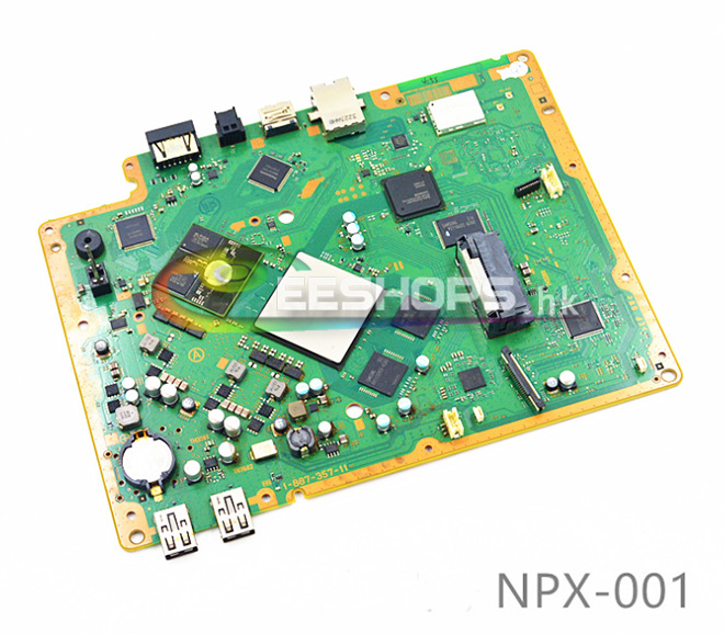 Original MotherBoard Mother Main Board NPX-001 for Sony PlayStation 3 PS3 4000 CECH-400X Console Earlier than Version 4.53 Cheap