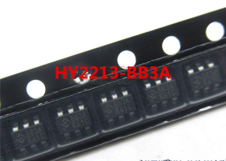 New Original   HY2213-BB3A   BB3A SOT23-6
