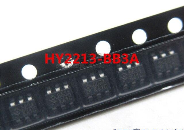 New original HY2213 BB3A BB3A SOT23 6