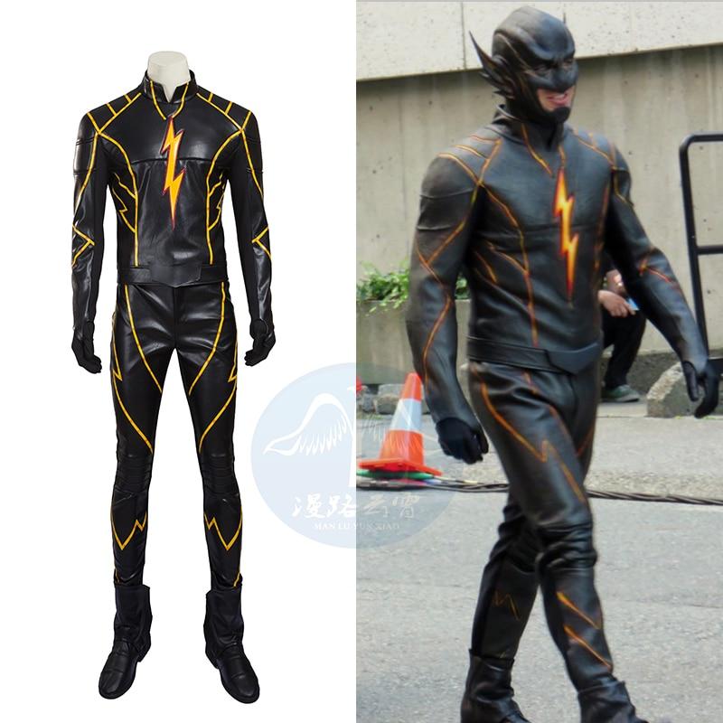 Hero Catcher  High Quality Custom Made Flashpoint Cosplay Costume Set