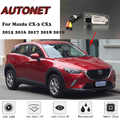 AUTONET HD Night Vision Backup Rear View camera For Mazda CX-3 CX3 2015 2016 2017 2018 2019 CCD/license plate Camera or Bracket