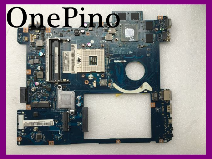 Y570 motherboard fit FOR Lenovo Y570 Laptop Motherboard PIQY1 LA-6882P 1GB RAM DDR3 tested working