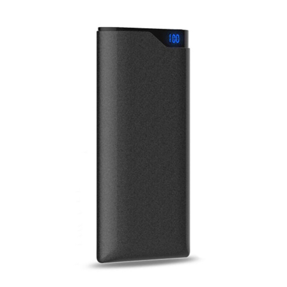 Large Capacity Dual USB Power Bank LED Display Portable External Battery Charger Supply For Smartphones